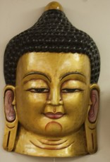 The Sweater Venture Buddha Mask
