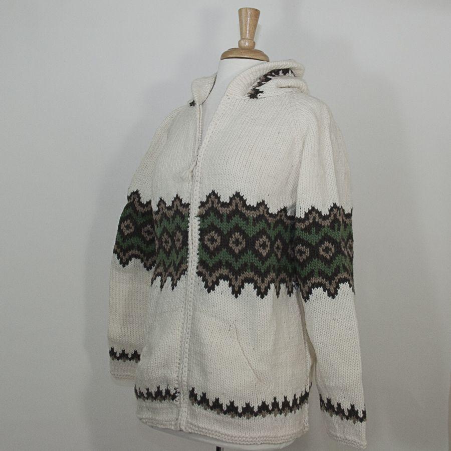 The Sweater Venture Hoodie w/Icelandic Design