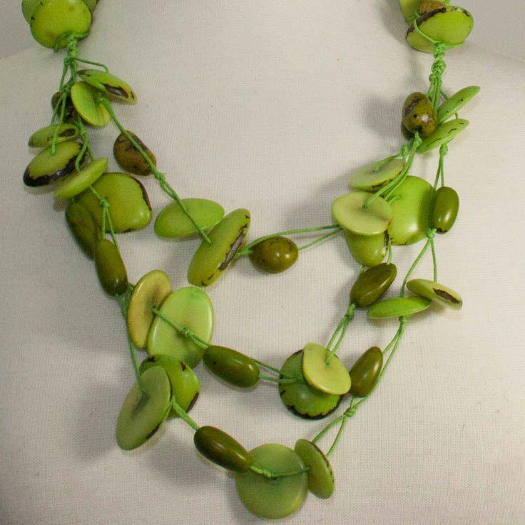 Su Placer Limeade Necklace