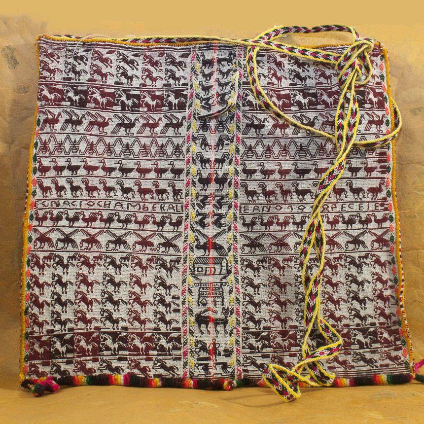 The Sweater Venture Chuspa from Villa Villa Bolivia