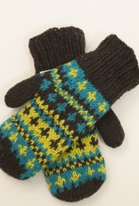 Multi Design Mittens