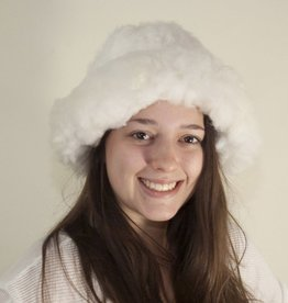 The Sweater Venture Alpaca Pillbox Hat