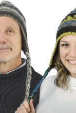 The Sweater Venture Snowfox Fleece Lined Flap Cap