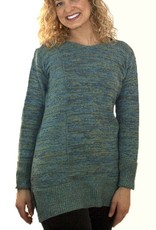 The Sweater Venture Long V-Pullover
