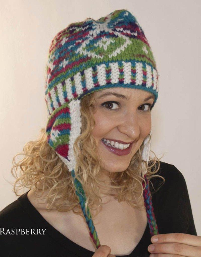 The Sweater Venture Nordic Flap Cap