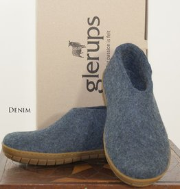 GlerupsUSA Felted Wool Shoe- Outdoor