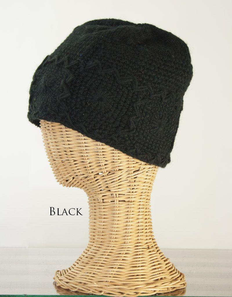 The Sweater Venture Snowfox Fleece Lined Mosaic Hiker
