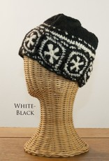 The Sweater Venture Snowfox Fleece Lined Mosaic Hiker