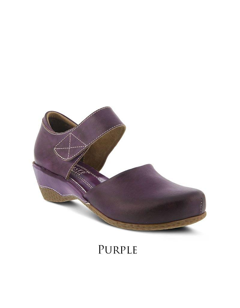 Spring Footwear Two Piece Maryjane Wedge