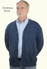 The Sweater Venture Merino Wool Men's Cardigan