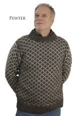 The Sweater Venture Diamond Wool Pullover