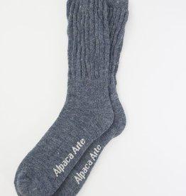 Tabask/TeyArt Solid Alpaca Sock