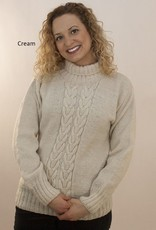 The Sweater Venture Single Cable High Neck