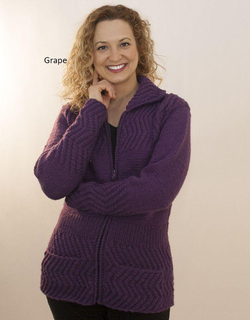 The Sweater Venture Isella ZipUp