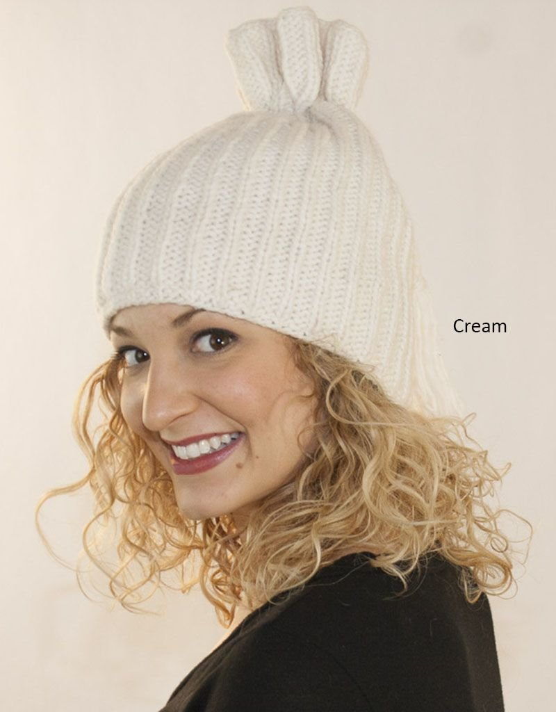 The Sweater Venture Drawstring Cap