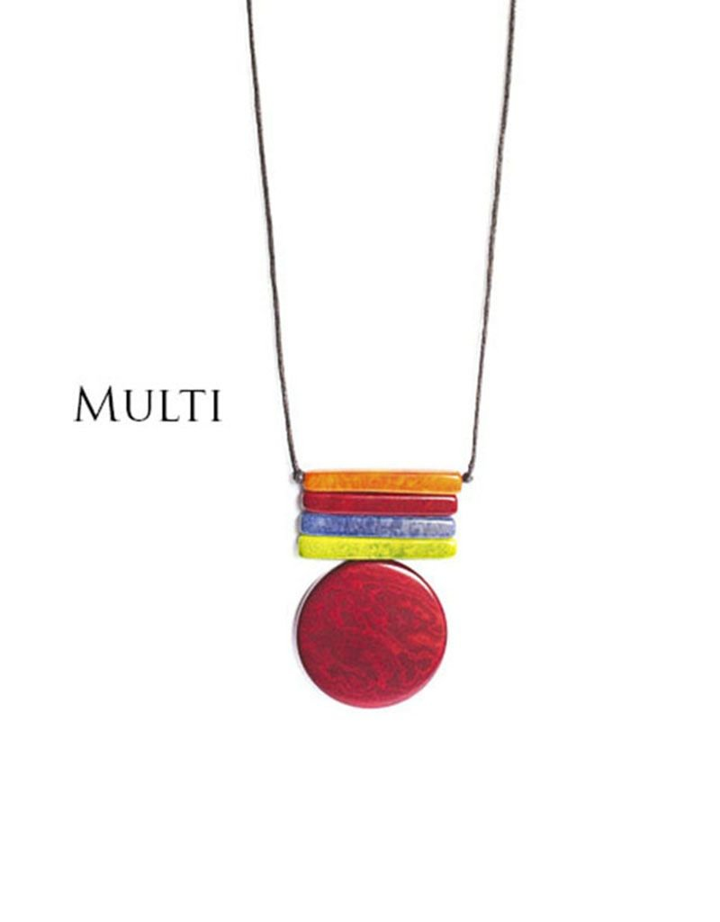 Encanto Inti Necklace Multicolor