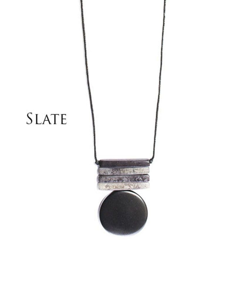 Encanto Inti Necklace Slate