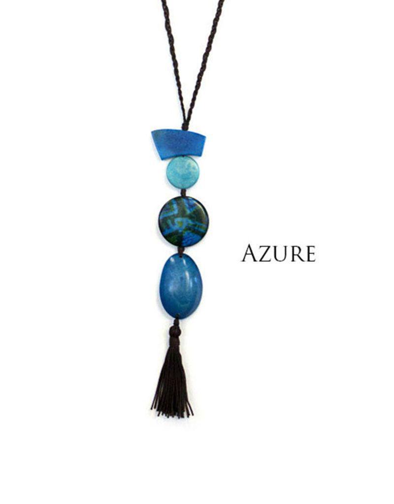 Encanto Sonatina Necklace Azure