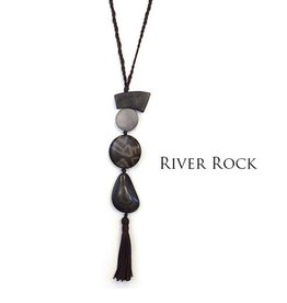 Encanto Sonatina Necklace River Rock
