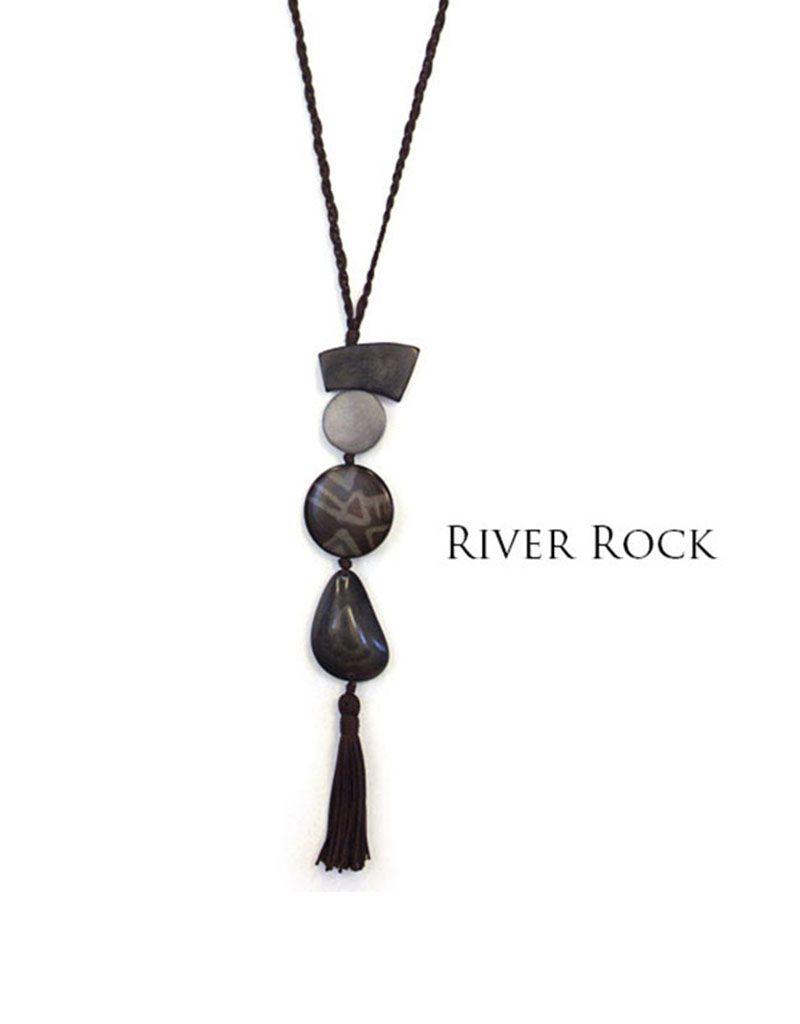 Encanto Sonatina Necklace River Rock