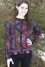 Tabask/TeyArt Alpaca Intarisia Sweater