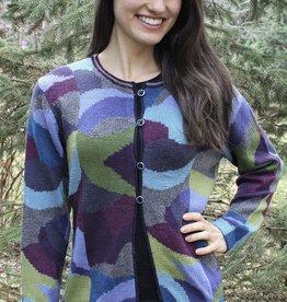 Tabask/TeyArt Alpaca Intarsia Sweater