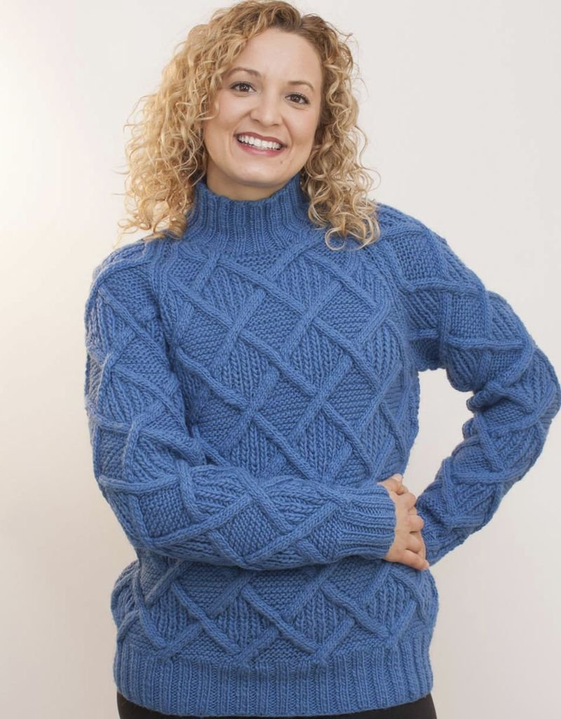The Sweater Venture Diamante Pullover