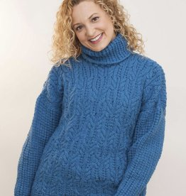The Sweater Venture Lattice Cable Pullover