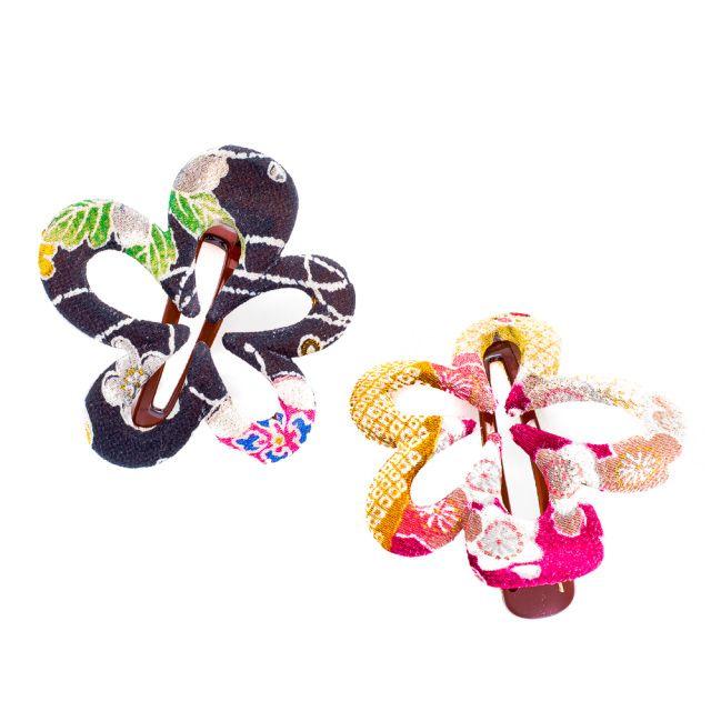 Annie-KimonoClips Open Flower Kimono Clip by Annie Loto