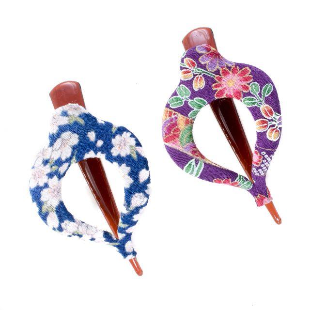 Annie-KimonoClips Harp Kimono Clip by Annie Loto