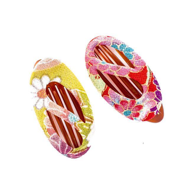 Annie-KimonoClips Oval Kimono Clip by Annie Loto