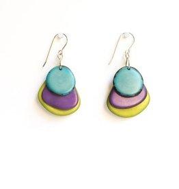 Encanto Trios Earrings-Iris