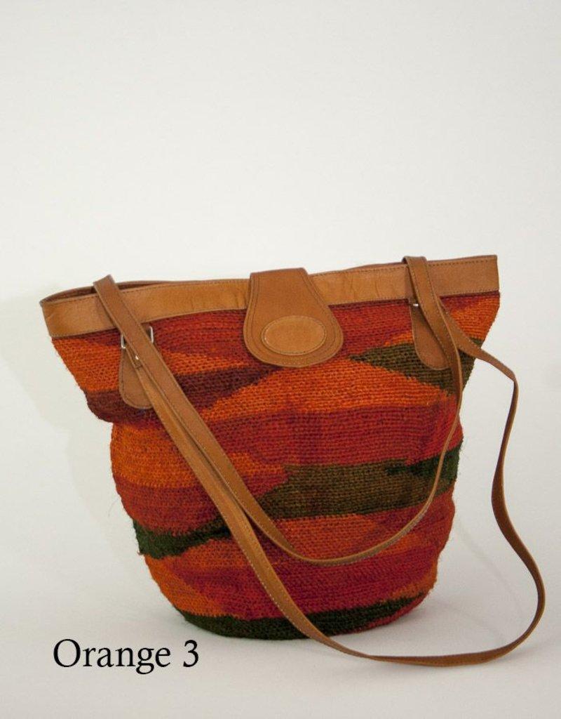 The Sweater Venture Shigra w/Leather Trim & Straps