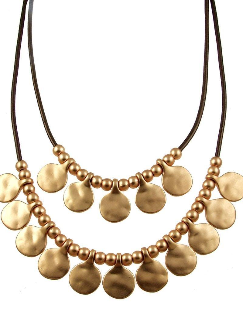 ORIGIN Matte Necklace