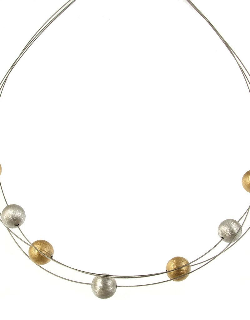 ORIGIN Three Strand Necklace