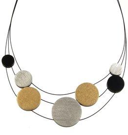 ORIGIN Metalic Necklace