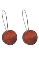 ORIGIN Resin Disk Earrings