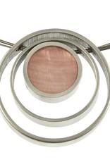 ORIGIN 3 Rings Pendant Necklace