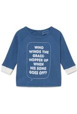 """T-shirt à manches 3/4  """"Who"""""""