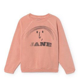 Chandail à manches raglan Little Jane