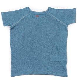 Bonton T-shirt de lin, manches courtes