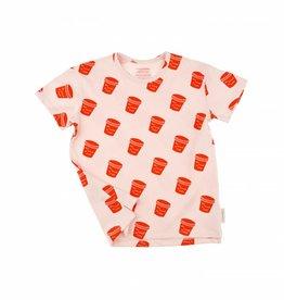 Tiny Cottons T-shirt, imprimé pots de crème glacée