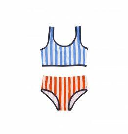 Tiny Cottons Bikini à rayures