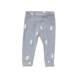 Pantalon crayon, Silver paint brushes