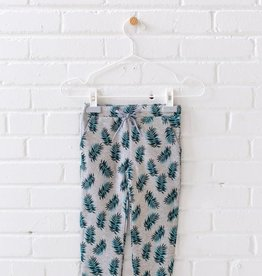 Pantalon feuillage