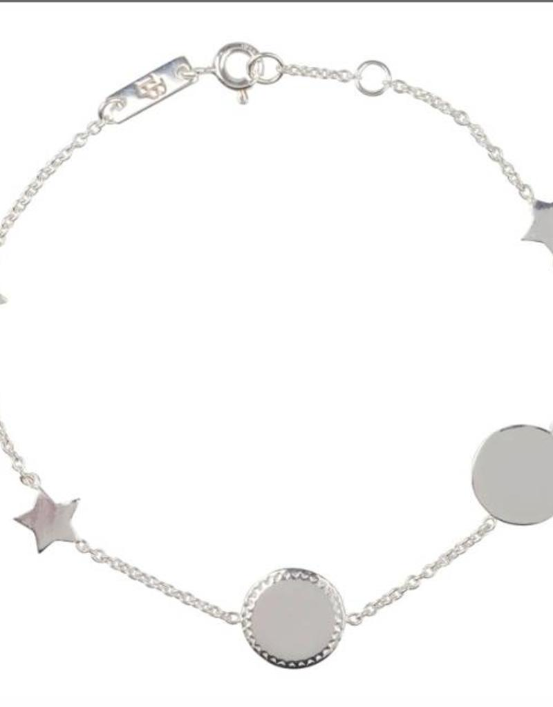 """Bracelet maman Miss Universe """"You are my sun my moon and all my stars"""""""