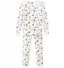 "Petit Bateau Pyjama ""Une ballade dans Paris"""
