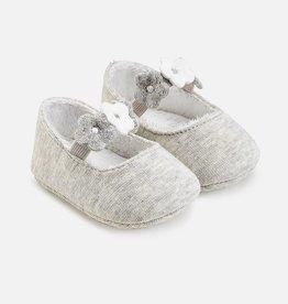 Mayoral Chaussures avec fleurs pour bébé