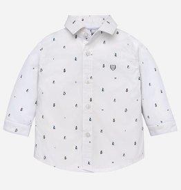 Mayoral Chemises pour bébé, imprimé penguins