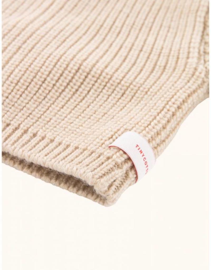 Chandail en tricot pour bébé